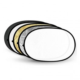 5-in-1 Collapsible Reflector Disc 90x120