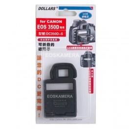 LCD Hood Canon 350D