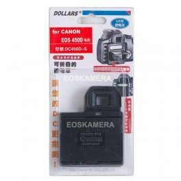 LCD Hood Canon 450D