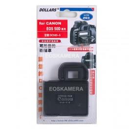 LCD Hood Canon 50D