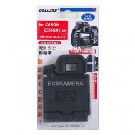 LCD Hood Canon 5D mk II