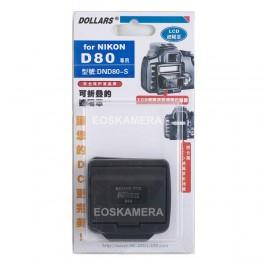 LCD Hood Nikon D80