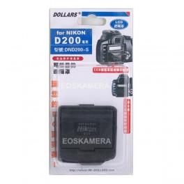 LCD Hood Nikon D200