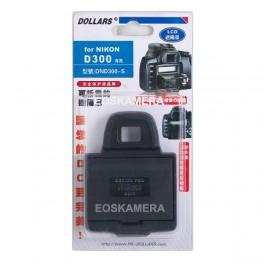 LCD Hood Nikon D300 D300s