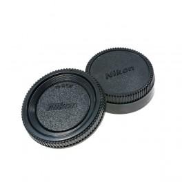 Rear & Body Cap Nikon