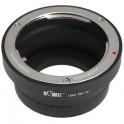 Kiwi Olympus OM-Nikon 1