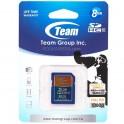 Team SDHC Class 10 8GB