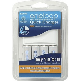 Sanyo Eneloop Quick Charger