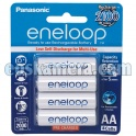 Panasonic Eneloop AA 4 Cells