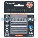 Panasonic Eneloop Pro AA 4 Cells