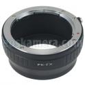 Pentax PK-Fuji X