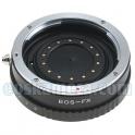 Canon EOS-Fuji X