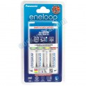 Panasonic Eneloop Smart & Quick Charger AA 4 Cells