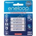 Panasonic Eneloop AAA 4 Cells