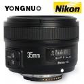 Yongnuo 35mm f/2 Nikon