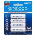 Sanyo Eneloop A2BP4